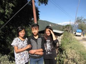Bhutáni filmfesztivál 2015