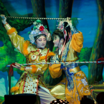 5.Anne_s Taiwanese opera show